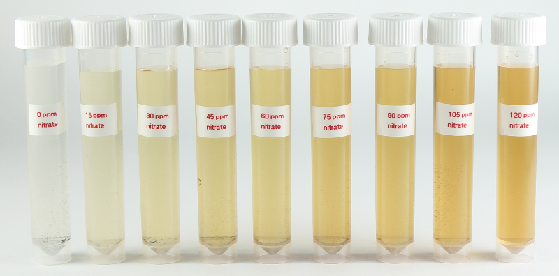 Hach NitraVer 5 Reagent — Measuring nitrate with the ...